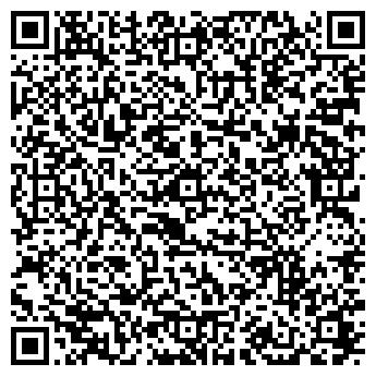 QR-код с контактной информацией организации ИП Леон
