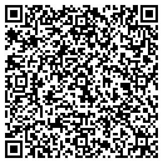 QR-код с контактной информацией организации ОАО НИИСТА
