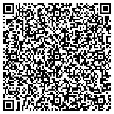 QR-код с контактной информацией организации ОАО КРИСТАЛЛ МОСКОВСКИЙ ЗАВОД
