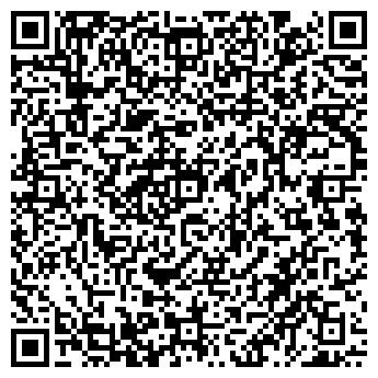 QR-код с контактной информацией организации ЗАО ИВК-САЯНЫ