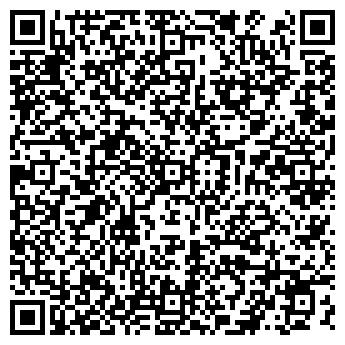 QR-код с контактной информацией организации ДЕЛЬТАПЛАСТ, ЗАО