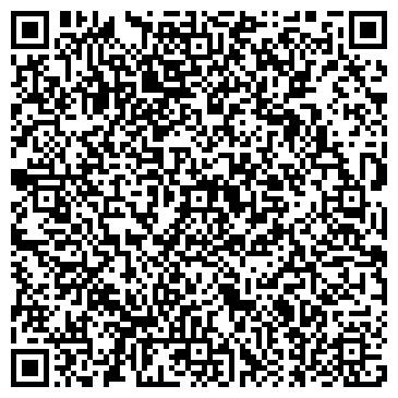 QR-код с контактной информацией организации РУССАНС