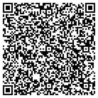 QR-код с контактной информацией организации ДАВЕРОН