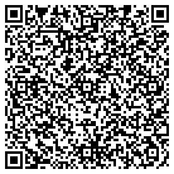 QR-код с контактной информацией организации ГУВД МОСКВЫ