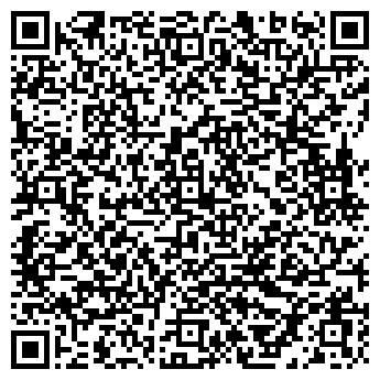 QR-код с контактной информацией организации ГАЗОВЫЕ БАЛЛОНЫ