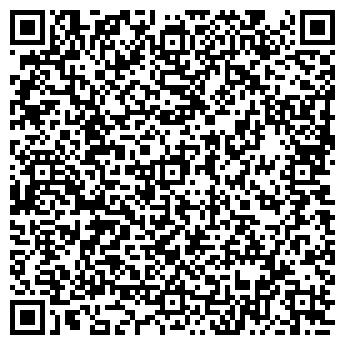 QR-код с контактной информацией организации КУХНИ SMILE