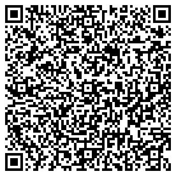 QR-код с контактной информацией организации ООО Теплый угол