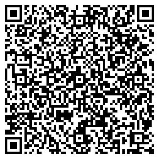 QR-код с контактной информацией организации ЗАО ТЕХНОР