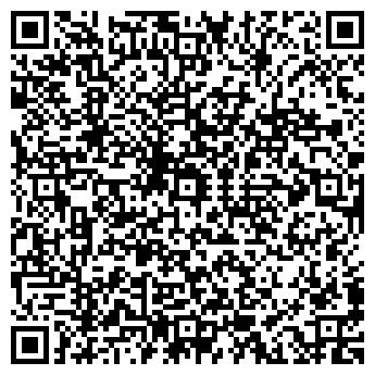 QR-код с контактной информацией организации АЛЬФА-АВИАЛИНИИ
