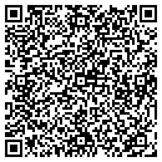 QR-код с контактной информацией организации ВЫСТАВКОМ