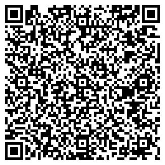 QR-код с контактной информацией организации ООО Айсберг