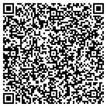 QR-код с контактной информацией организации ООО Клиника Окон