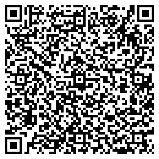 QR-код с контактной информацией организации АЛЛО-ГАРАЖ-1