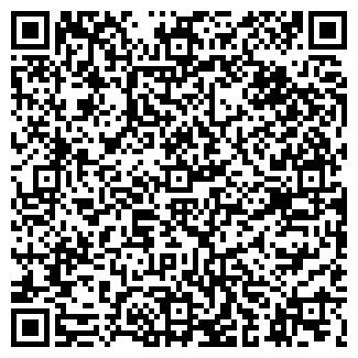 QR-код с контактной информацией организации МОСТ
