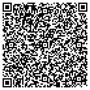 QR-код с контактной информацией организации ООО Фронт Лайн