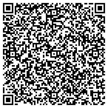 QR-код с контактной информацией организации Московская организация