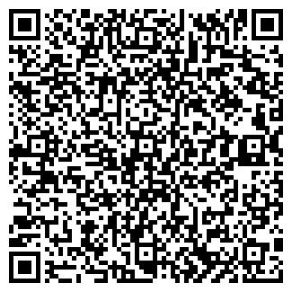 QR-код с контактной информацией организации «Аист»