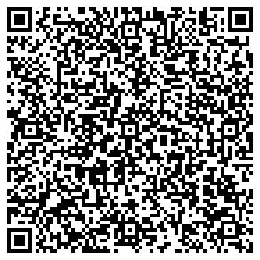 QR-код с контактной информацией организации ХРАМ ВЕЛИКОМУЧЕНИКА НИКИТЫ НА ПОГОСТЕ ЛУЖКИ