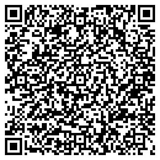 QR-код с контактной информацией организации ХРАМ ДМИТРИЯ СОЛУНСКОГО