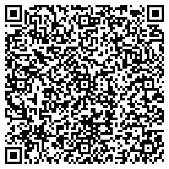QR-код с контактной информацией организации ХРАМ ЖИВОТВОРЯЩЕГО КРЕСТА
