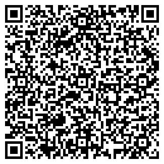 QR-код с контактной информацией организации ХРАМ-КОЛОКОЛЬНЯ ИСААКИЯ ДАЛМАТСКОГО