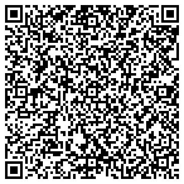 QR-код с контактной информацией организации ЦЕРКОВЬ ВОСКРЕСЕНИЯ ХРИСТОВА