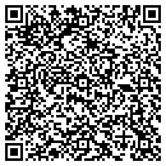 QR-код с контактной информацией организации ОАО ЧАЙКА