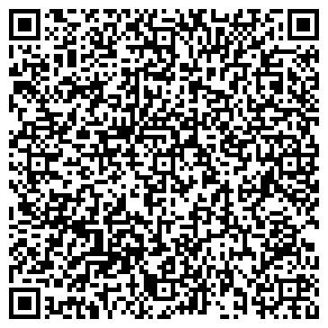 QR-код с контактной информацией организации АЛЛЕ МОСКВА