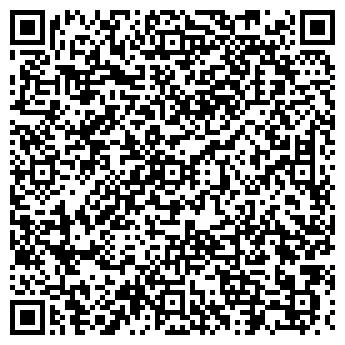 QR-код с контактной информацией организации ТОО Гостиница Жеруыйык