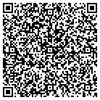 QR-код с контактной информацией организации БИБЛИОТЕКА ФИЛИАЛ № 8