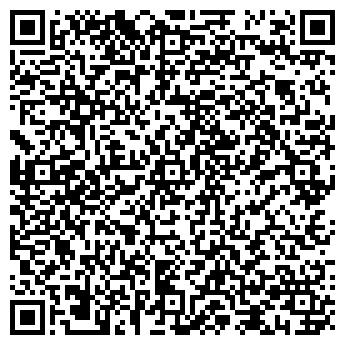 QR-код с контактной информацией организации ООО Краски Жизни