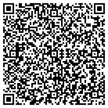 QR-код с контактной информацией организации АТТИК Д.И.К.