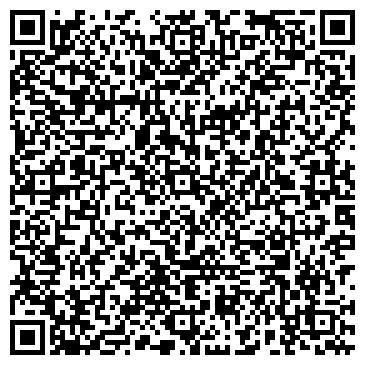 QR-код с контактной информацией организации АВГУСТА ЮРИДИЧЕСКОЕ АГЕНТСТВО