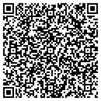 QR-код с контактной информацией организации ФИТНЕСС СПОРТИВНЫЙ КЛУБ