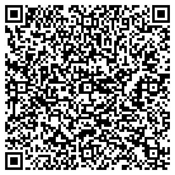 QR-код с контактной информацией организации ВСЕХСВЯТСКАЯ ЦЕРКОВЬ
