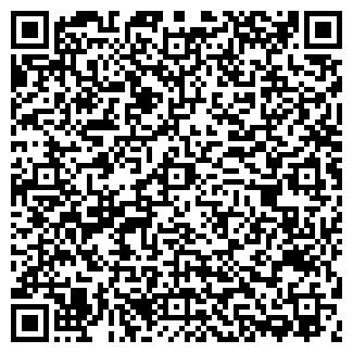 QR-код с контактной информацией организации БИБЛИОТЕКА