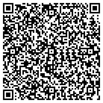 QR-код с контактной информацией организации КВИНСФЛОР