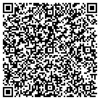 QR-код с контактной информацией организации ООО БЛЕСК И КО