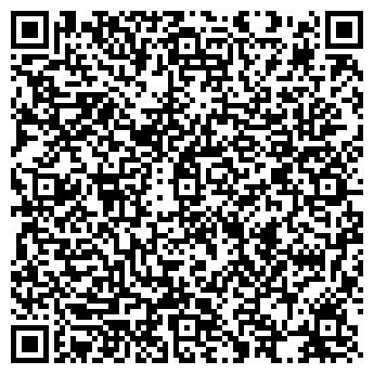 QR-код с контактной информацией организации TOP DANCE