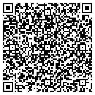 QR-код с контактной информацией организации ИНМАРТ