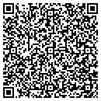 QR-код с контактной информацией организации ЗАО АТОМСТРОЙ