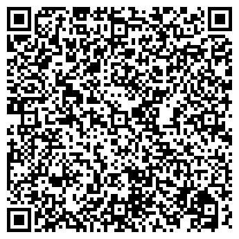 QR-код с контактной информацией организации РАДУГА КИНО