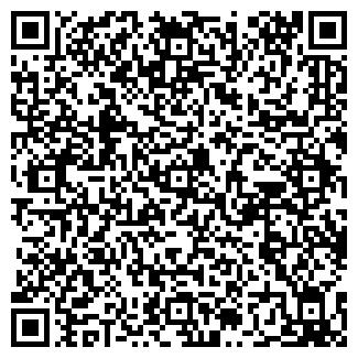 QR-код с контактной информацией организации ЗАО НИКА