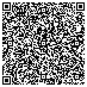 QR-код с контактной информацией организации ООО GetBlogger