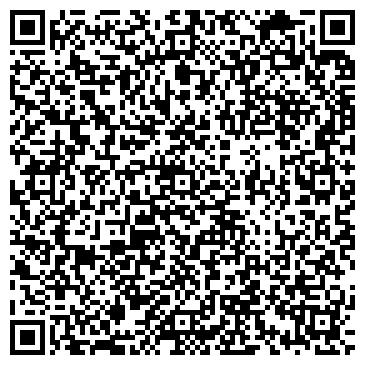 QR-код с контактной информацией организации ВЫКСУНСКАЯ ПМК ЗАО АСФАЛЬТОБЕТОННЫЙ ЗАВОД