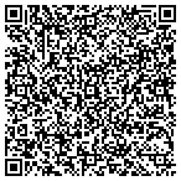 QR-код с контактной информацией организации ООО СУПЕР ФУТБОЛКА