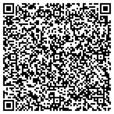 QR-код с контактной информацией организации ТРИ ЗВЕЗДЫ ЛТД