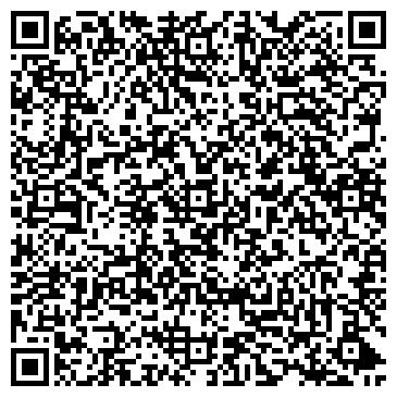 QR-код с контактной информацией организации АКАДЕМИЧЕСКИЙ ПРУД