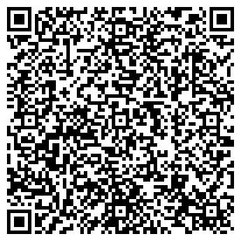 QR-код с контактной информацией организации АСПМ