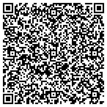 QR-код с контактной информацией организации Студия копирайтинга ContentLuxe